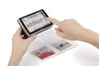 Портативный видеоувеличитель Compact Touch HD World           арт. ИА11175
