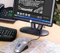 Увеличивающая видеосистема Bierley MonoMouse USB               арт. 5426