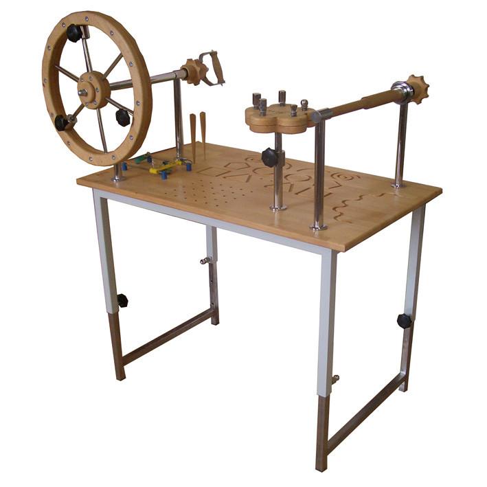 Стол для механотерапии и развития мышц верхних конечностей           арт.  16521МО401.2