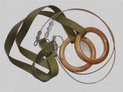 Кольца гимнастические                арт. AQ17551