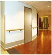 Дверь ДДГА - 1 ( 1,5 и 2 ) покрытие Акровин ( сплошное покрытие )