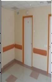 Дверь противопожарная деревянная для установки на путях эвакуации с пределом огнестойкости 30 минут ( EI - 30 ) ДПД - 1 ( 1,5 и 2 ) - 30 покрытие