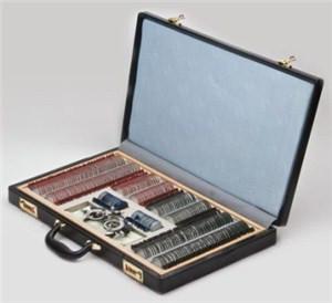 Набор пробных очковых линз АРМЕД с оправой на 266 линз с поверкой                арт. AR15139