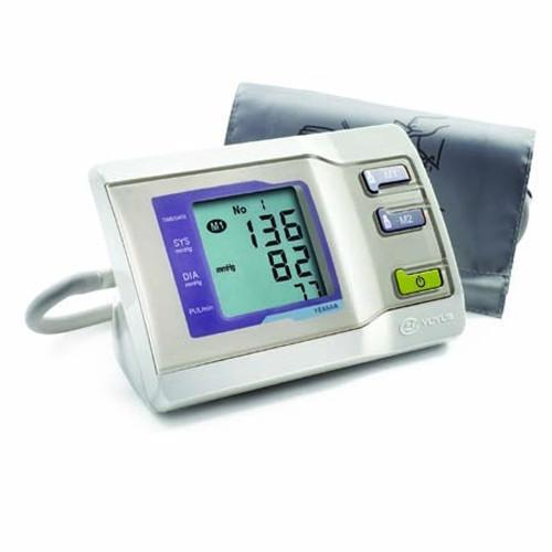 Прибор для измерения артериального давления и частоты пульса электронный (тонометр)  YE-650A                 арт. AR15260