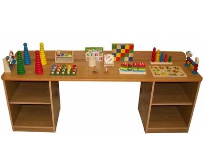 Дидактический стол с наполнением