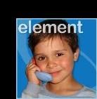 Пластиковая акустическая трубка ELEMENT               арт. ИА22889