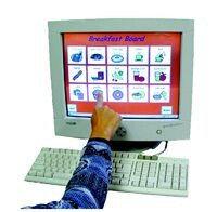 Сенсорный экран на монитор от  16 до 17 дюймов               арт. 5487