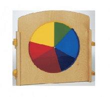 Панель игровой стены: цветовое колесо             арт. RN17991