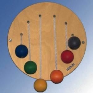 Настенная игровая панель «Моторчик»             арт. RN18015