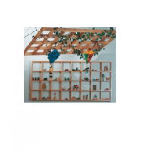 Стеллаж многосекционный (настенный/потолочный)             арт. RN18018