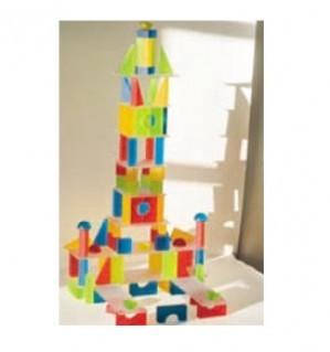 Набор полупрозрачных строительных кубиков  2                   арт. RN18080