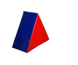 Мягкий игровой модуль – треугольник                арт. RN17818
