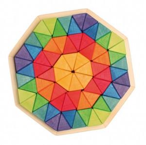 Орнамент в восьмиугольнике                арт. RN17854