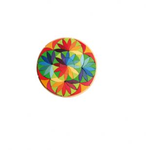 Орнамент в круге «Цветы»                арт. RN17856