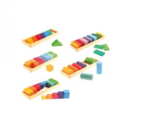 Цветные формы. Базовый набор 1                 арт. RN17859