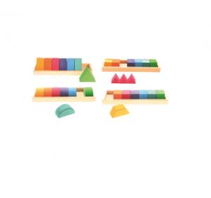 Цветные формы. Базовый набор 2                арт. RN17860