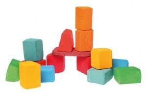 Конструктор «Разноцветные блоки 1»                арт. RN17864