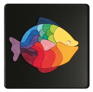 Мозаика магнитная «Рыбка»                арт. RN17873