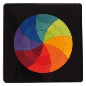 Мозаика магнитная «Цветовой круг»                арт. RN17879