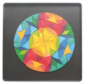 Орнамент магнитный в круге «Фантазия»                арт. RN17892