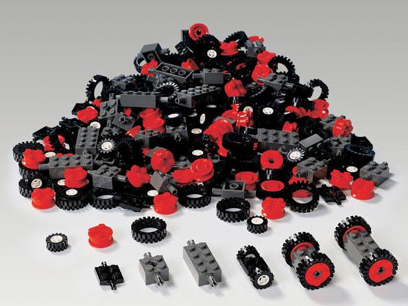 Колеса. LEGO               арт. RN10235