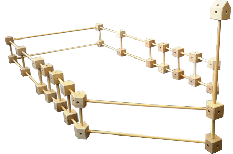 Набор для конструирования «КубиДо»               арт. RN23102