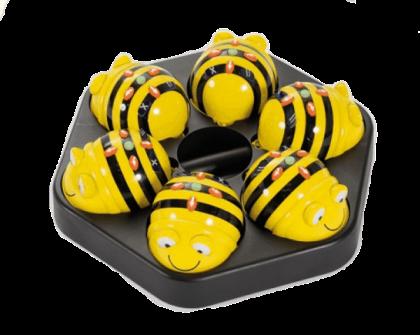 ЛогоРобот Пчелка: Набор из 6 роботов               арт. RN23118