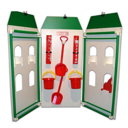 Детский игровой комплект «Азбука пожарной безопасности»            арт. АЛ12712