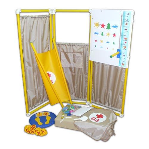 Детский игровой комплект «Азбука здоровья и гигиены»             арт. АЛ12718