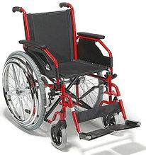 Кресло-коляска механическая с приводом от обода колеса (для людей с одной действующей рукой) 708D НЕМ2              Арт. RX15369
