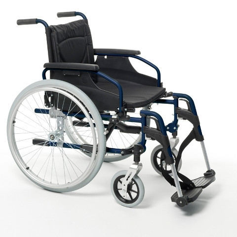 Кресло-коляска механическая с приводом от обода колеса (для людей с одной действующей рукой) многофункциональная V300 НЕМ2              Арт. RX15380