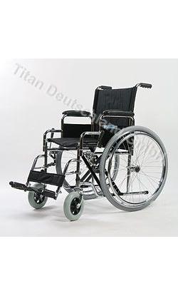 Кресло-коляска инвалидная, ширина сиденья 50 см  LY-250-L                       арт. MT10736