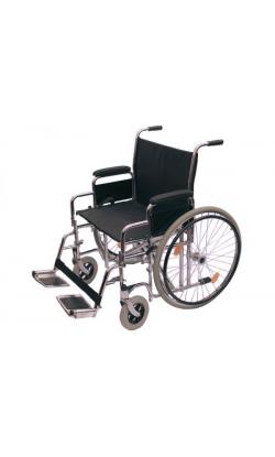 Кресло-коляска инвалидная складная с ручным приводом  LY-250-60                       арт. MT10743