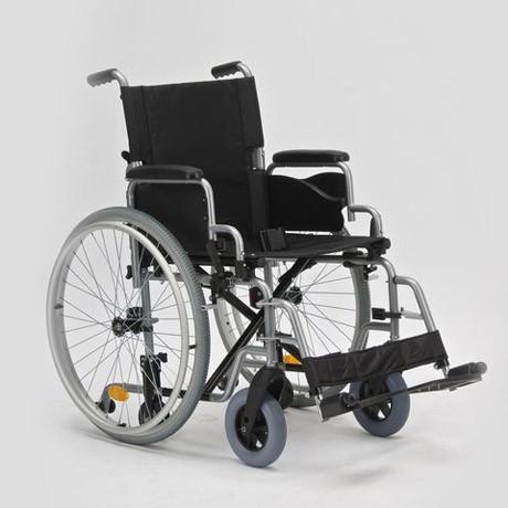 Кресло-коляска для инвалидов Н 001 (16, 17, 18, 19 дюймов)                арт. AR12256