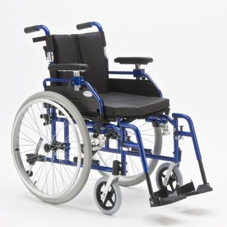 Кресло-коляска для инвалидов 5000 (17, 18, 19 дюймов)                арт. AR12264