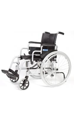 Кресло-коляска инвалидная алюминиевая TiStar  LY-710-310145                     арт. MT10763