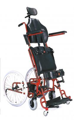 Кресло-коляска инвалидная с вертикализатором HERO 3 Classic  LY-250-120                       арт. MT10785