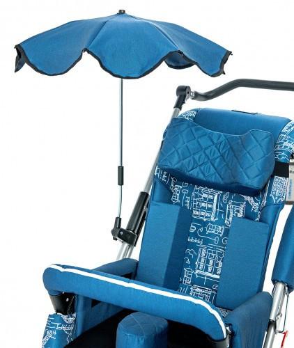 Кресло-коляска инвалидное РЕЙСЕР, РЕЙСЕР+. Доп.оборудование.  Солнечный зонт              арт. 16747МО002