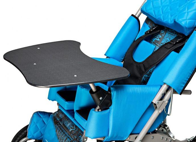 Кресло-коляска инвалидное РЕЙСЕР, РЕЙСЕР+. Доп.оборудование. Столик              арт. 16748МО003