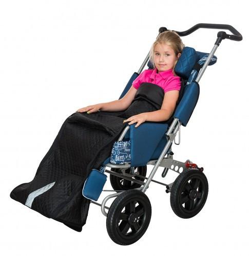 Кресло-коляска инвалидное РЕЙСЕР, РЕЙСЕР+. Доп.оборудование. Покрывало              арт. 16752МО016