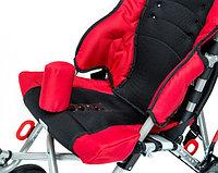 Кресло-коляска инвалидное РЕЙСЕР Ombrello. Дополнительная комплектация.   Межбедренный клин (абдуктор), несовместим с 5-титочечным ремнем, поставка с