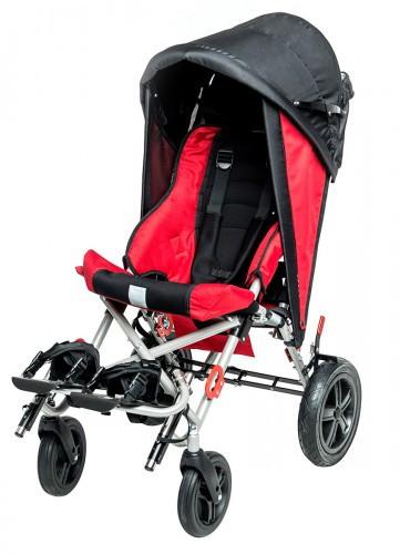 Кресло-коляска инвалидное РЕЙСЕР Ombrello. Дополнительная комплектация.  Навес с боковыми заслонками              арт. 16774МО020