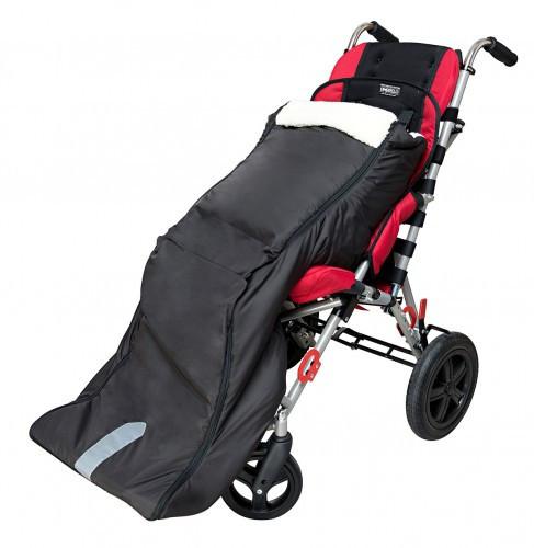 Кресло-коляска инвалидное РЕЙСЕР Ombrello. Дополнительная комплектация.  Покрывало (чехол) зимнее              арт. 16776МО017