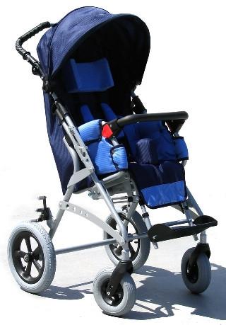 АКЦИЯ! Кресло-коляска прогулочная для детей с ДЦП Gemini  (1,2 размер)              Арт. RX15420