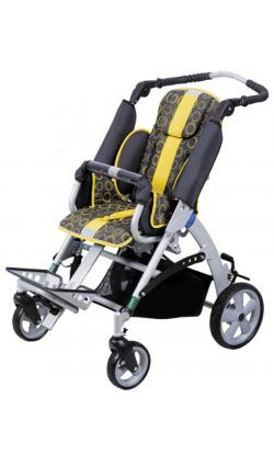 Кресло-коляска инвалидная детская TOM 5 Streeter  LY-710-TOM-5                       арт. MT10800