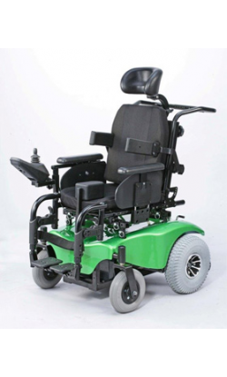 Кресло-коляска инвалидная электрическая детская  LY-EB103-CN1/10                       арт. MT10812
