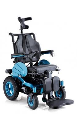 Кресло-коляска инвалидная электрическая с вертикализатором Angel  LY-EB103-240                арт. MT10817
