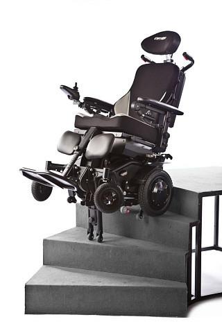 Кресло-коляска с электроприводом Гибрид 2.0                     арт. OB20832