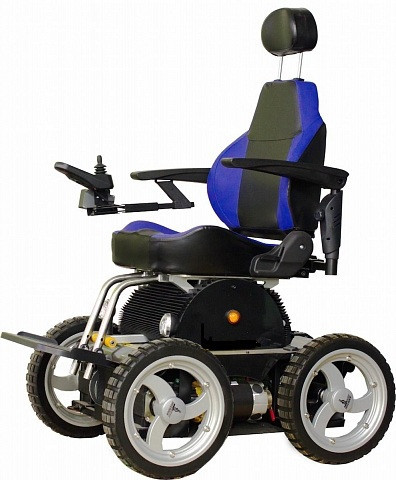 Кресло-коляска с электроприводом  Observer OB-EW-001 Maximus                   арт. OB20835