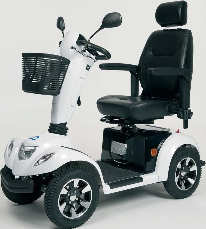 Электрический скутер Capro 4              Арт. RX15410